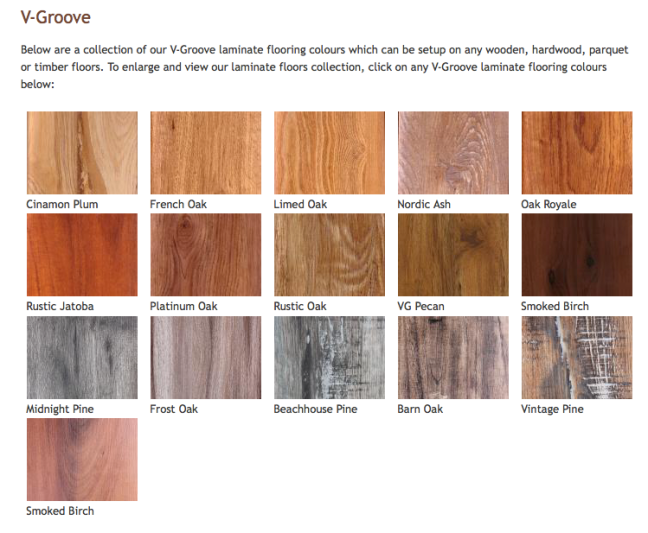 Laminate Vinyl Flooring North Coast
